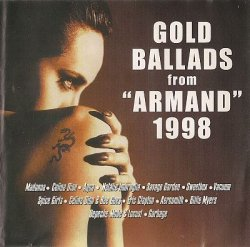 VA - Gold ballads from ARMAND 2 CD (1998)