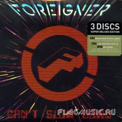Foreigner - Can't Slow Down: Super Deluxe Edition [2CD] (2010)