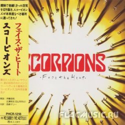 Scorpions - Face The Heat (1993) [Japan]
