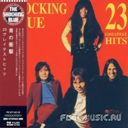 Shocking Blue - 23 Greatest Hits (1990) [Japan]