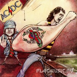 AC/DC - Dirty Deeds Done Dirt Cheap (1976) [Non-Remastered]