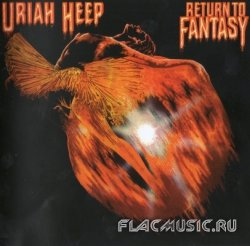 Uriah Heep - Return To Fantasy (1975) [Expanded Deluxe Edition 2004]