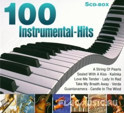 VA - 100 Instrumental Hits [5CD Box Set] (2008)