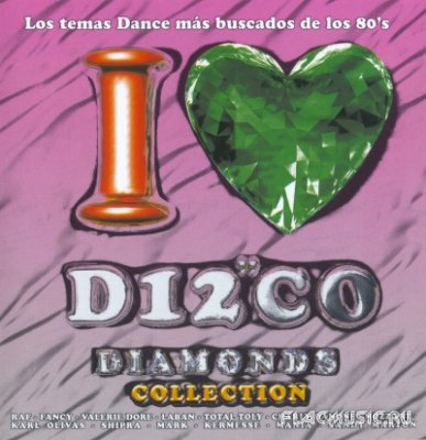 Va - I Love Disco Spain Vol 1,2 2Cd (2004) (Lossless)