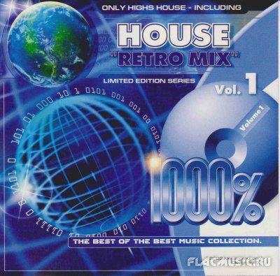 Va 1000 house retro mix vol 1 2002 music for House music 2002