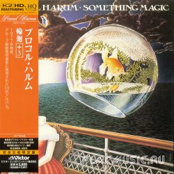 Procol Harum - Something Magic (1977) [Edition HQCD Japan 2012]