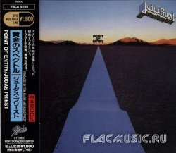 Judas Priest - Point Of Entry (1981) [Japan]