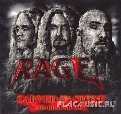 Rage - Carved In Stone / Gib Dich Nie Auf [Ltd. Edition 2CD Box] (2009)