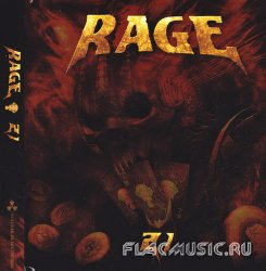 Rage - 21 [2CD Digibook ltd. Edition] (2012)