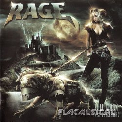 Rage - Full Moon In St. Petersburg [Live] (2007)
