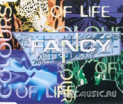 Fancy - Colours Of Life [CDM] (1996)