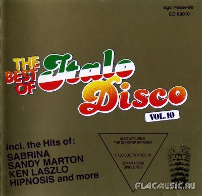 best of italo disco vol 3 hitparade ch: