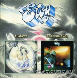 Eloy - Planets & Performance (2000)