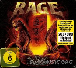 Rage - The Soundchaser Archives 30th Anniversary [2CD] (2014)