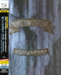 Bon Jovi - New Jersey [2SHM-CD] (2014) [Japan]
