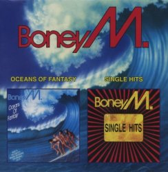 Boney M - Ocean Of Fantasy + Single Hits (2000)