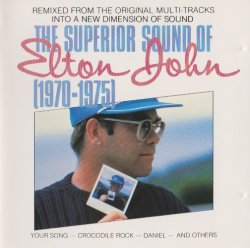Elton John - The Superior Sound Of Elton John (1970-1975) (1983)