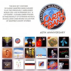 Manfred Mann's Earth Band - 40th Anniversary [21CD] (2011)