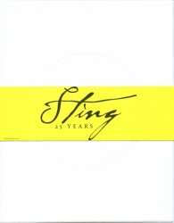 Sting - 25 Years [3CD] (2011)