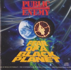 Public Enemy - Fear Of A Black Planet (1990)