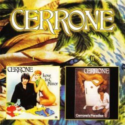 Cerrone - Love In C Minor + Cerrone's Paradise (2002)