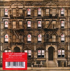 Led Zeppelin - Physical Graffiti - 40th Anniversary Deluxe Edition [3CD] (2015)