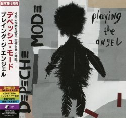 Depeche Mode - Playing The Angel (2005) [Japan]