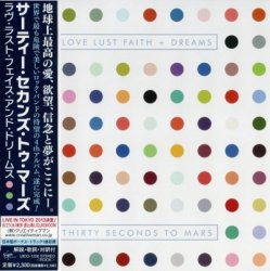 30 Seconds To Mars - Love Lust Faith + Dreams (2013) [Japan]