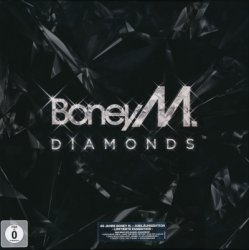 Boney M - Diamonds - 40th Anniversary Edition [3CD] (2015)