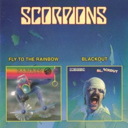 Scorpions - Fly To The Rainbow + Blackout (2000)