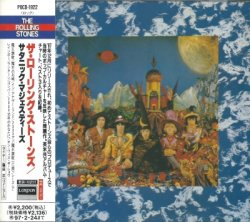 The Rolling Stones - Their Satanic Majesties Request (1995) [Japan]