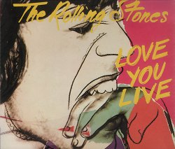 The Rolling Stones - Love You Live [2CD] (1986) [Japan]