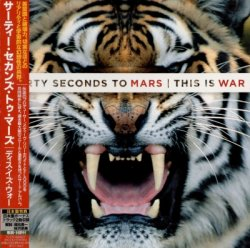 30 Seconds To Mars - This Is War (2010) [Japan]
