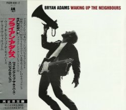 Bryan Adams - Waking Up The Neighbours (1991) [Japan]