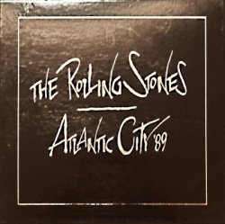 The Rolling Stones - Atlantic City '89 [3CD] (1990)