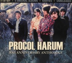 Procol Harum - 30th Anniversary Anthology [3CD] (1997)