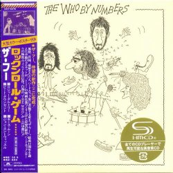 The Who - The Who By Numbers [SHM-CD] (2011) [Japan]