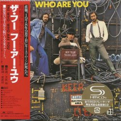 The Who - Who Are You [SHM-CD] (2011) [Japan]