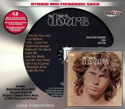 The Doors - The Best Of The Doors (1973) [Audio Fidelity 24KT+ Gold, 2015]
