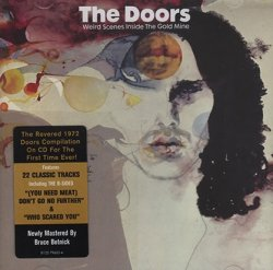 The Doors - Weird Scenes Inside The Gold Mine [2CD] (2014)