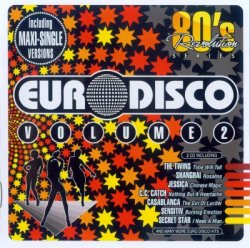 VA - 80's Revolution - Euro Disco Volume 2 [2CD] (2012)