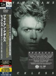 Bryan Adams - Reckless - Deluxe Edition [2SHM-CD] (2014) [Japan]