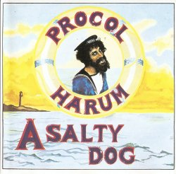 Procol Harum - A Salty Dog (1989)