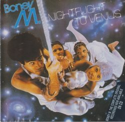 Boney M - Nightflight To Venus (1994)