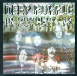 Deep Purple - In Concert '72 (2014)