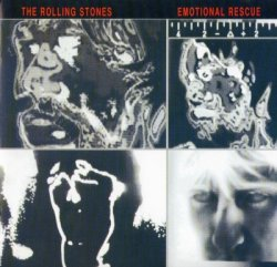 The Rolling Stones - Emotional Rescue (1986) [Japan]