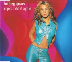Britney Spears - Oops!...I Did It Again [CDS] (2000)