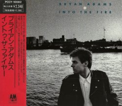 Bryan Adams - Into The Fire (1987) [Japan]