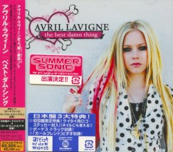 Avril Lavigne - The Best Damn Thing (2007) [Japan]