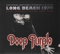 Deep Purple - Live At Long Beach 1976 [2CD] (2016)